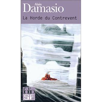 Damasio Alain - La horde du contrevent Contre10