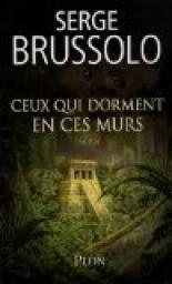 Brussolo Serge - Ceux qui dorment en ces murs Cvt_ce10