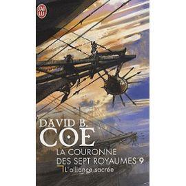 Coe David B. - L'alliance sacrée - La couronne des 7 royaumes T9 L_alli10