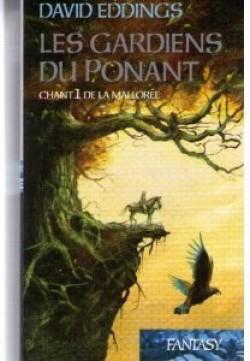 Eddings Leigh et David - Les gardiens du Ponant - Chant 1 de la Mallorée La-mal10