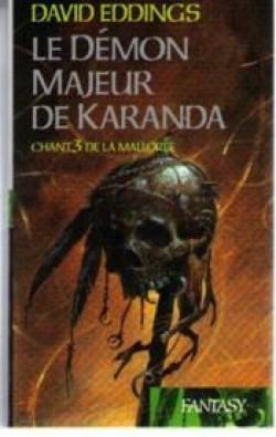 Eddings Leigh et David - Le démon majeur de Karanda - Chant 3 de la Mallorée La-mal11