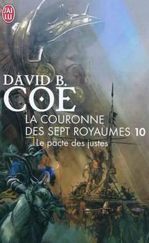 Coe David B. - Le pacte des justes - La couronne des 7 royaumes T10 Le_pac10