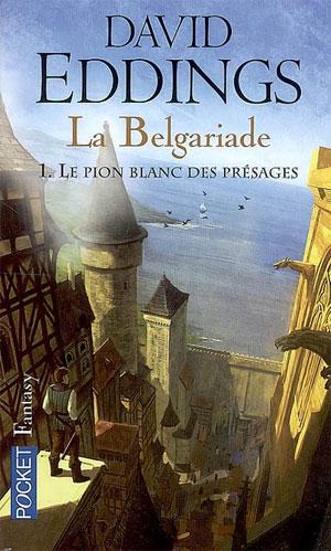 Eddings David - Le pion blanc des présages - Chant 1 de la Belgariade Pion-b10