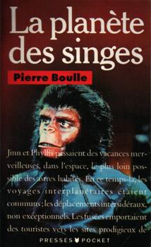 Boulle, Pierre - La Planète des singes Pp186710