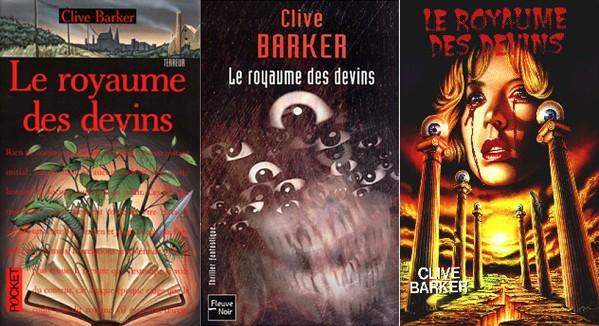Barker Clive - Le Royaume des Devins Royaum10