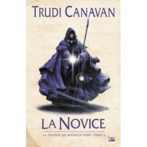 Canavan Trudi - La Novice (La Trilogie du magicien noir T2) Tn_fre10