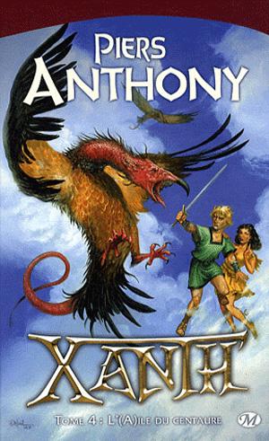 Piers Anthony - L'(a)ile du centaure -  Xanth T4 Xanth-10