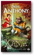 Piers Anthony - Amours, délices et ogres - Xanth T5 Xanth-11
