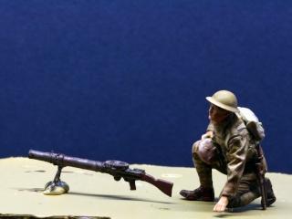 Bataille de la Somme: Septembre 1916 :saynète terminée Img_0611