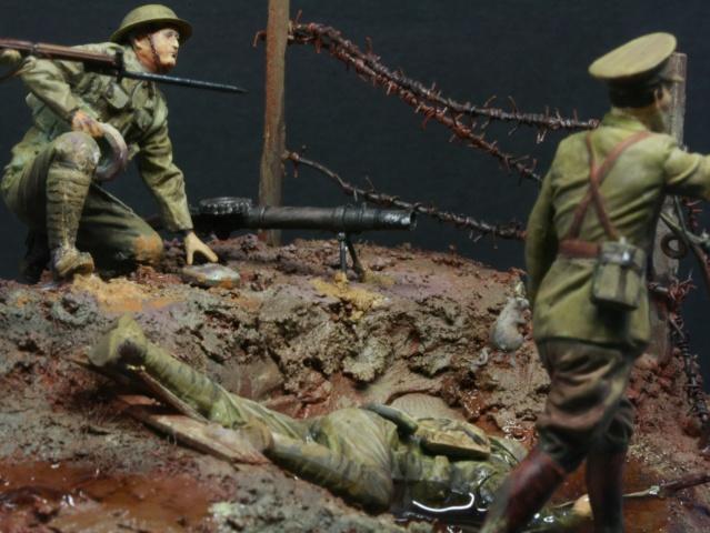 Bataille de la Somme: Septembre 1916 :saynète terminée - Page 2 Img_0620