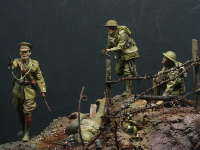 Bataille de la Somme: Septembre 1916 :saynète terminée - Page 2 Img_0624