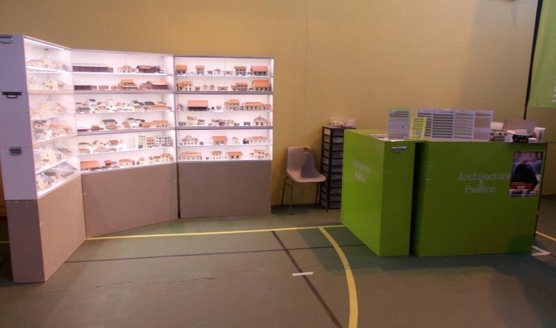 EXPOSITION MODELISME FERROVIAIRE et 150 ANS de la ligne Albi Toulouse, RABASTENS Les  15 & 16 Novembe 2014. Dscn6219