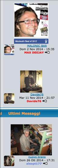 Doppia immagine nella risposta sulla'indice Screen11