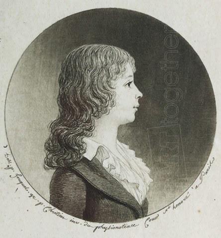 Le physique des enfants de Louis XVI et Marie-Antoinette 10432110