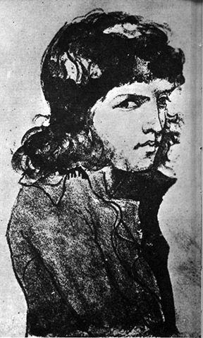Les portraits de Louis XVII, prisonnier au Temple 10446510
