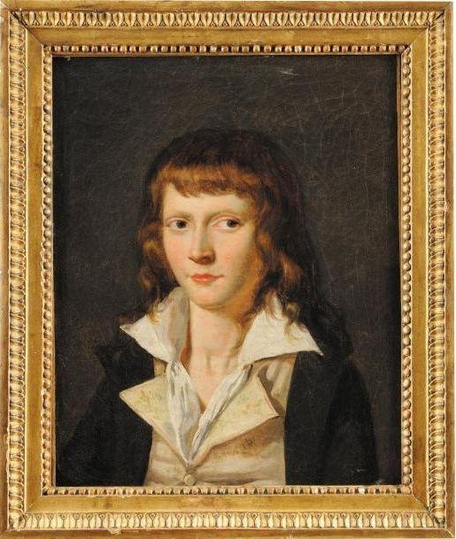 Les portraits de Louis XVII, prisonnier au Temple 84604410
