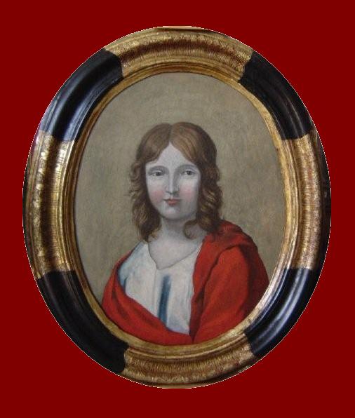 Les portraits de Louis XVII, prisonnier au Temple Daudhi10