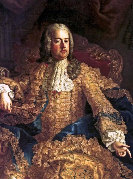 """Résultat de recherche d'images pour """"Empereur François-Etienne par Johann Zoffany en 1777"""""""