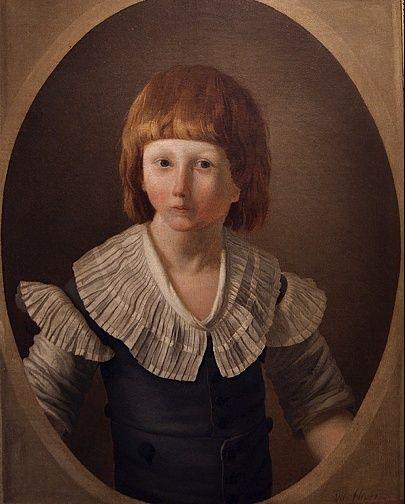 Portraits des dauphins Louis-Joseph ou Louis-Charles ? L_xvii16