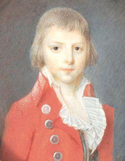 Les portraits de Louis XVII, prisonnier au Temple Louis-10