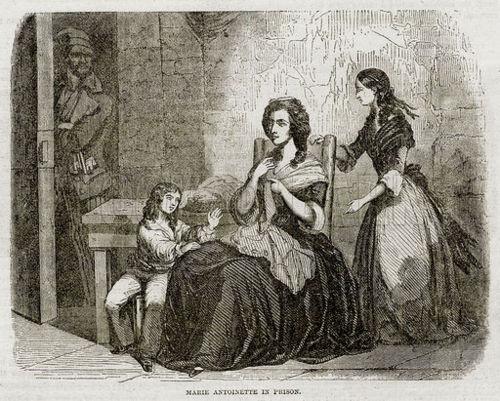 Les portraits de Louis XVII, prisonnier au Temple - Page 2 Louis-13