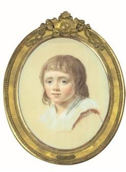 Le physique des enfants de Louis XVI et Marie-Antoinette Louis_10