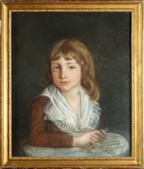 Les portraits de Louis XVII, prisonnier au Temple Louis_11