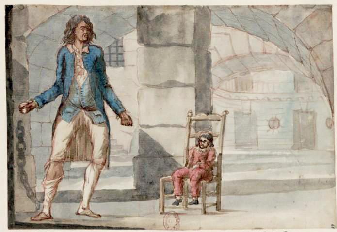Les portraits de Louis XVII, prisonnier au Temple - Page 2 Louisx11