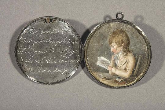 Le physique des enfants de Louis XVI et Marie-Antoinette - Page 3 Miniat10