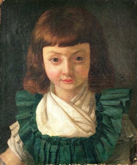 Les portraits de Louis XVII, prisonnier au Temple Portra10