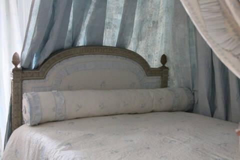 Les salles-de-bains de Marie-Antoinette à Versailles