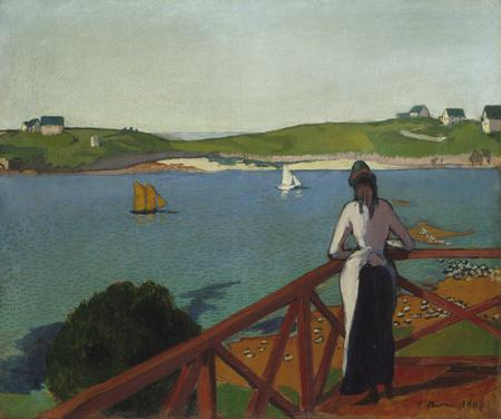 Emile Bernard à l'Orangerie Bernar11