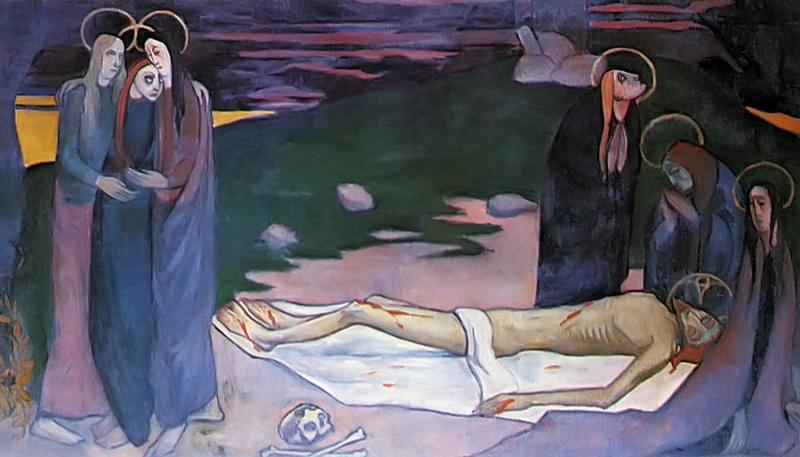 Emile Bernard à l'Orangerie C389mi11