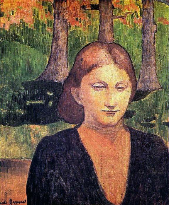 Emile Bernard à l'Orangerie C389mi13