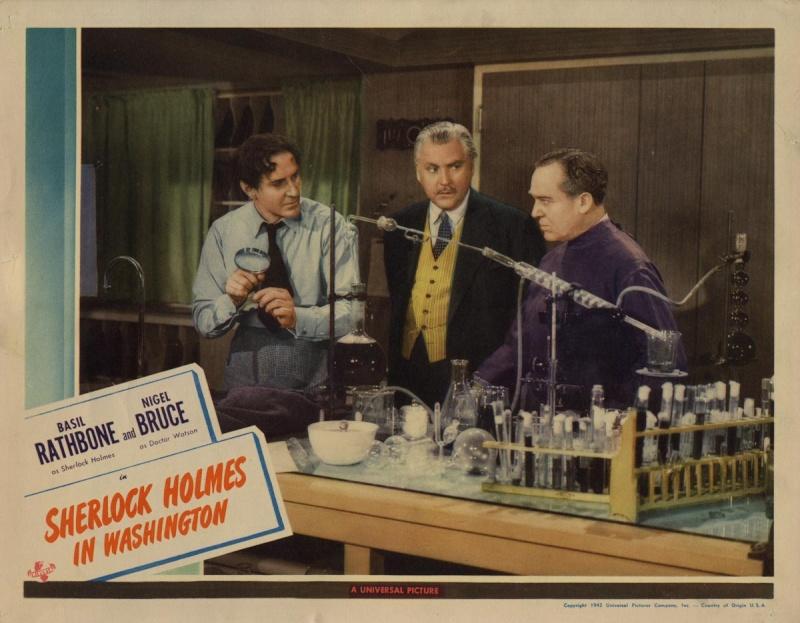Sherlock Holmes (version 39-46 avec Basil Rathbone) Sherlo10
