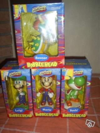 Bobblehead Nintendo 70727910
