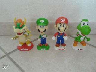 Bobblehead Nintendo 87440311