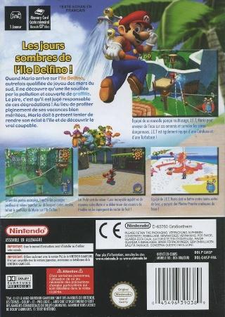 Présentation de Super Mario Sunshine Marsgc11