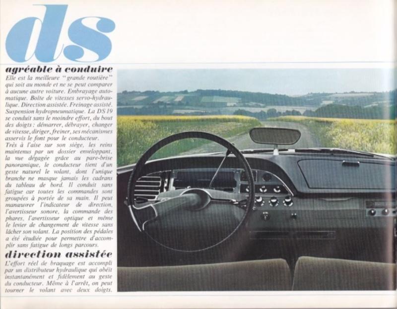 la DS et tous ses dérivés (ID, Break, coupés, cabriolets...) 1312