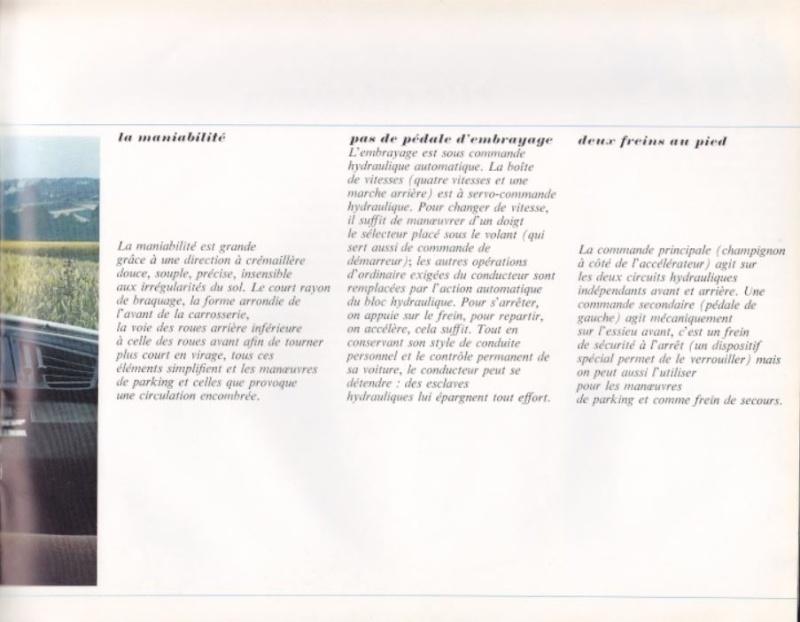 la DS et tous ses dérivés (ID, Break, coupés, cabriolets...) 1412