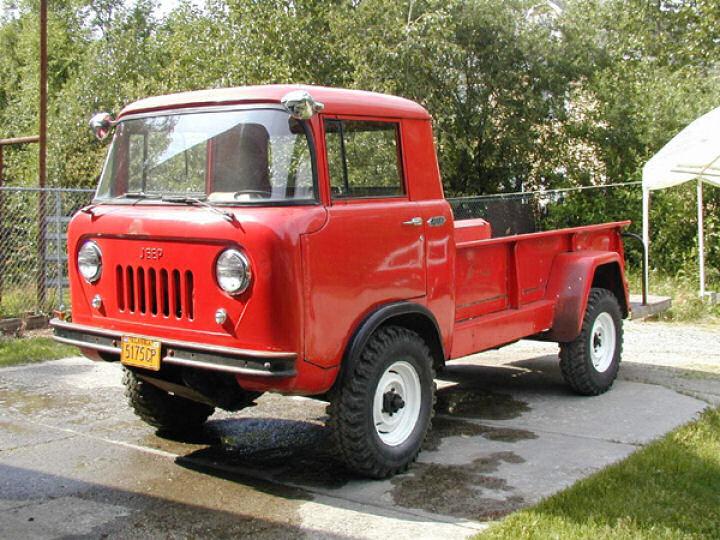 JEEP 19612010