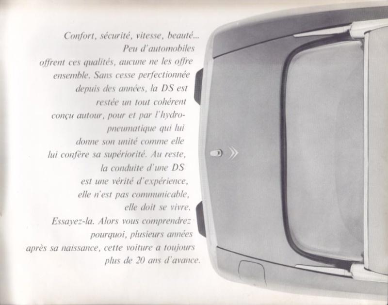 la DS et tous ses dérivés (ID, Break, coupés, cabriolets...) 2110
