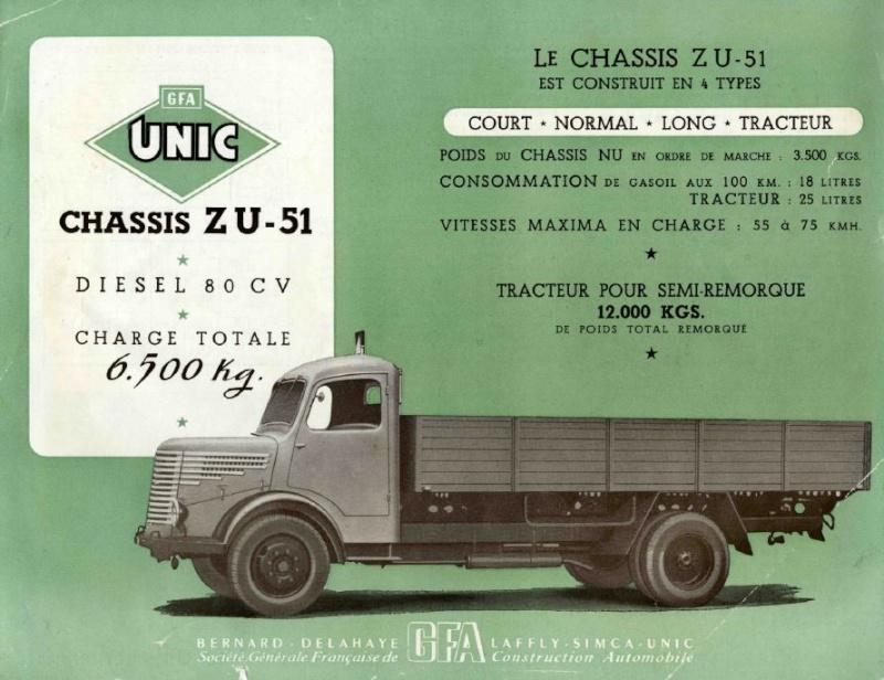 Pub et catalogues UNIC - IVECO Captu452