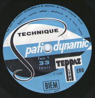 disque teppaz Teppaz10