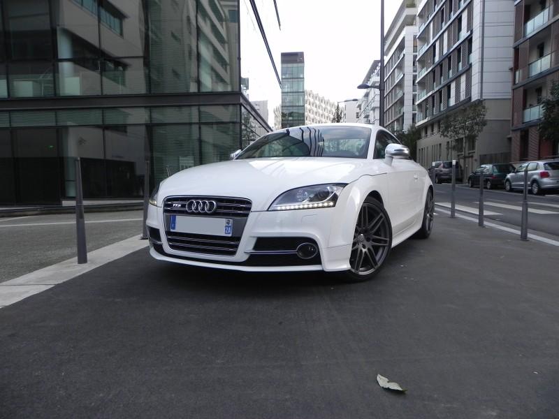 Audi TTS³ S-tronic de Quattro2a 110