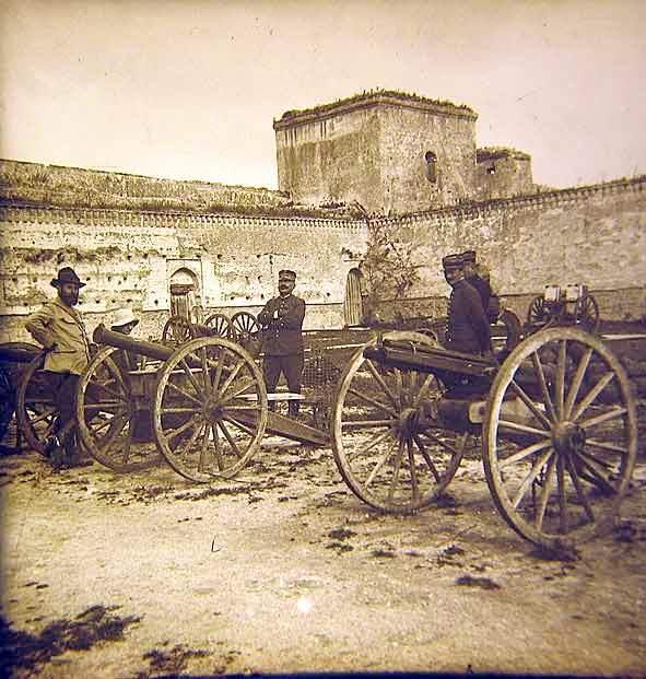 l'Ecole militaire Dar Beïda à Meknès 1920_g10