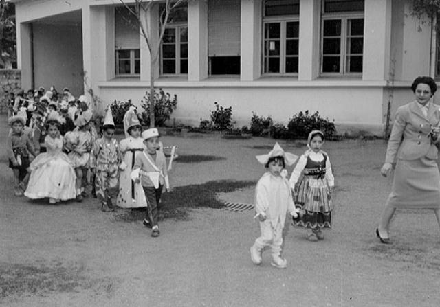 l'Ecole Jean Jacques Rousseau 1959_j10