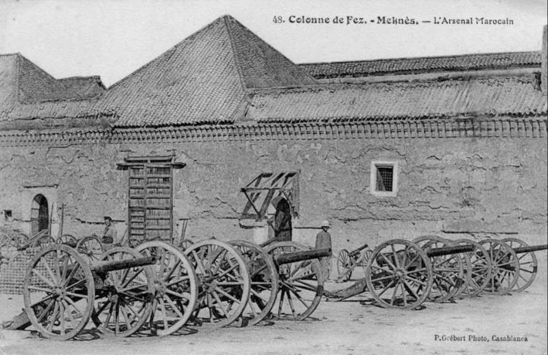 l'Ecole militaire Dar Beïda à Meknès 55818810