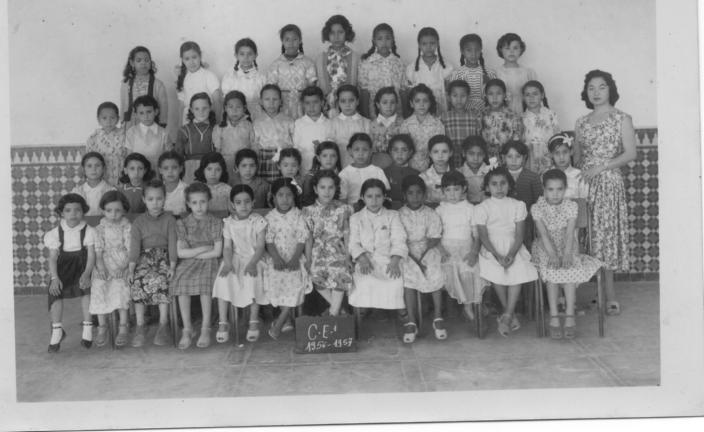 L'école Derb Slaoui, en Médina Derb_s10