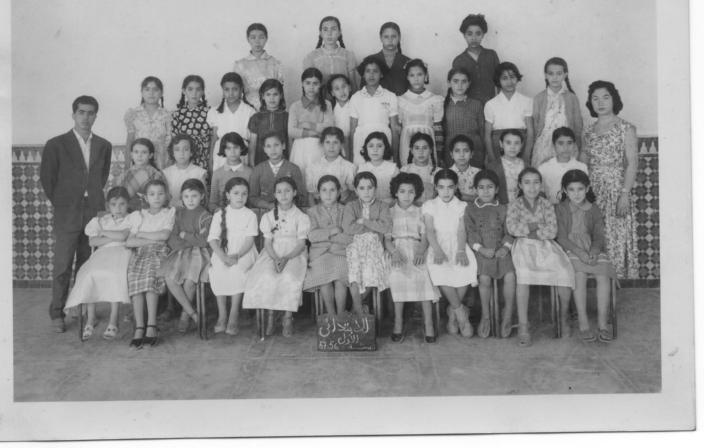 L'école Derb Slaoui, en Médina Derb_s12